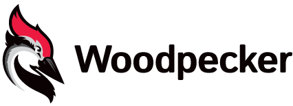 logo de l'outil woodpecker
