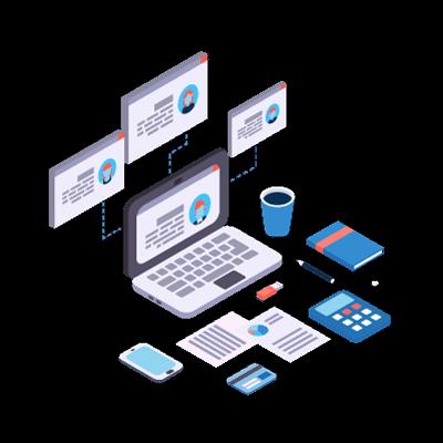 le numérique permet le traitement massif de données