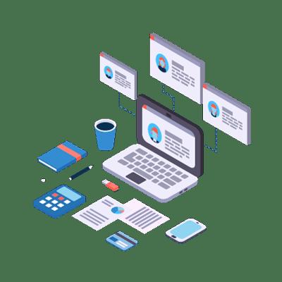 centralisation des données clients