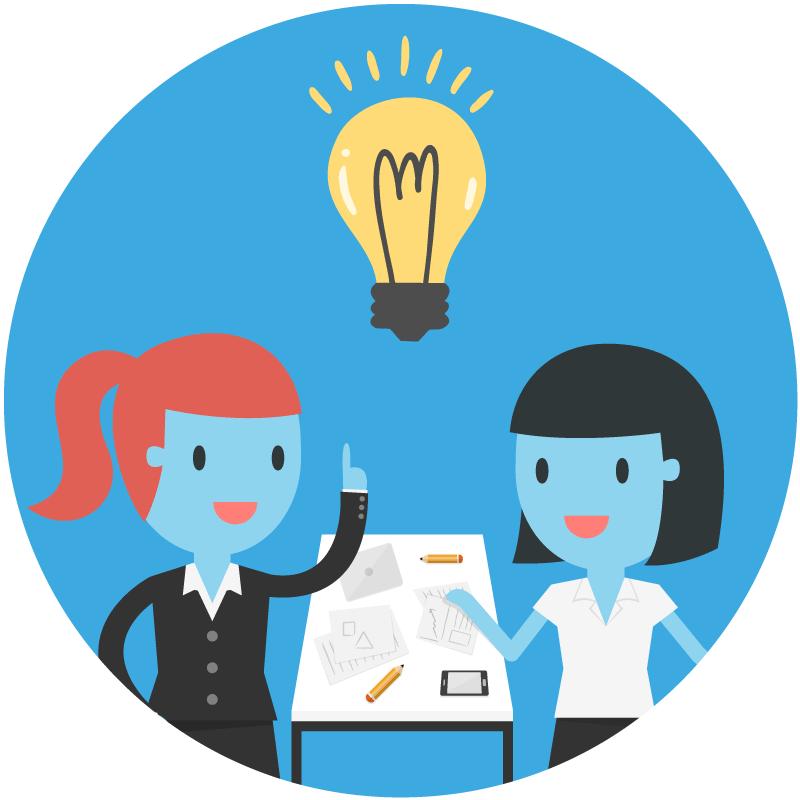les différents modes de fonctionnement des services marketing et commercial
