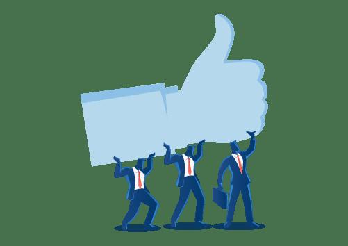 La cooptation : miser sur des recommandations de confiance.