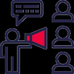 créer un groupe d'annonces