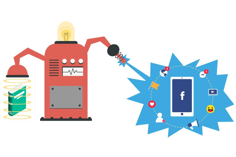 adaptez votre contenu sur Facebook