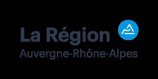 Logo Région Auvergne Rhône-Alpes