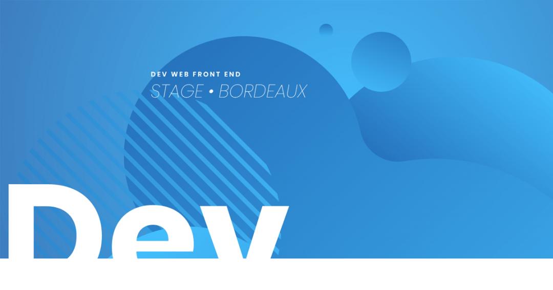 [Stage] Dev web Front-end